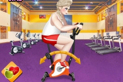 Play Elsa Fat 2 Fit