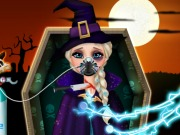 Play Elsa Halloween Emergency