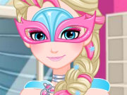 Play Elsa In Princess Power