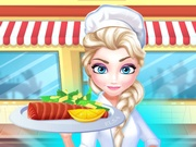 Play Elsa Oven Baked Salmon