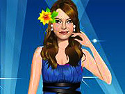 Play Emma Stone Dress up