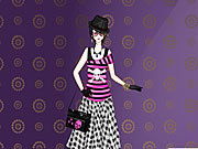Play Emo Inspired Style Dress Up