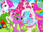 Play Fairy Pets Care