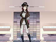 Play Fashion Store Model Dress Up