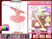 Play Fashion Studio - Ballerina