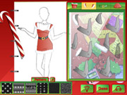 Play Fashion Studio - Christmas Outfit