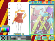 Play Fashion Studio - Circus Girl