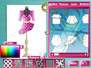Play Fashion Studio - Cocktail Dress Design