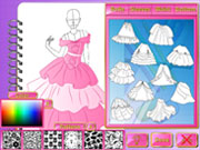 Play Fashion Studio - Princess Dress Design