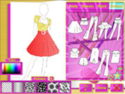 Play Fashion Studio - Retro Outfit
