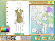 Play Fashion Studio - Safari Girl