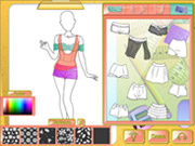 Play Fashion Studio - Spring Break Outfit