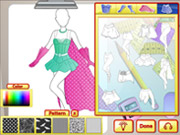 Play Fashion Studio - Superhero Girl