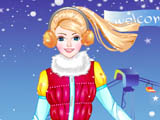 Play Fashionable Ski Trip