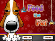 Play Feed the Pet