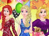 Play Frosty Princess Party Surprise