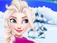 Play Frozen Christmas: Extreme House Makeover