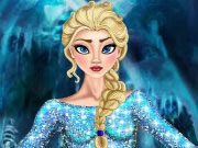 Play Frozen Elsa Dressup and Hairstyle