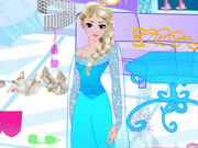 Play Frozen Party Cleanup