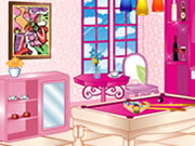 Play Game Room Decoration