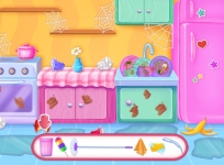 Play Get Ready With Me House Cleaning