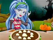 Play Ghoulia Yelps Chocolate Pie