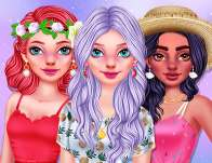 Play Girly Summer Patterns