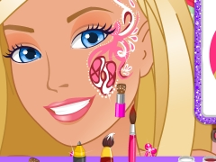 Play Glam Face Art