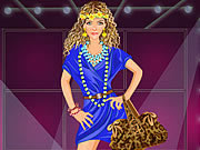 Play Glamorous Fashion Presentation