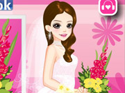 Play Gorgeous Bride Dress Up