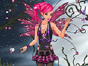 Play Gothic Fairy Dress Up