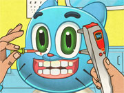 Play Gumball Eye Doctor