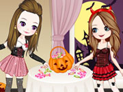 Play Halloween Candy