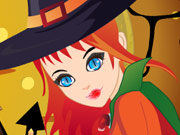 Play Halloween Night Dress Up