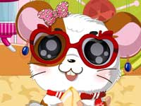 Play Hamster dressup