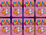 Play Happy Easter Memory Cards