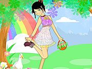 Play Happy Girl Dress Up