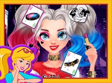 Play Harley Quinn Villain Princess