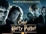 Colorare Harry Potter