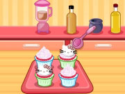 Play Hello Kitty Cupcakes