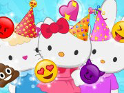 Play Hello Kitty Emojify My Party
