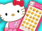 Play Hello Kitty's Pink iPhone