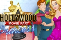 Play Hollywood Movie Part for Princess