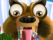 Play Ice Age Scrat Dentist