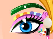 Play Inside Out Make-up Design