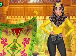 Play Jasmine's New Hijab