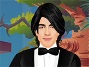 Play Joe Jonas Dressup