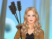 Play Katniss Dressup