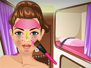 Play Last Minute Makeover - Air Hostess