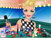 Play Last Minute Makeover - Popstar